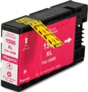 Canon PGI 1500 Siyah Kırmızı Mavi Sarı Kartuş