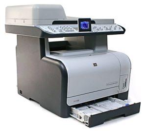 HP Marka Renkli Lazer Yazıcı, Fotokopi, Faks Makinesi