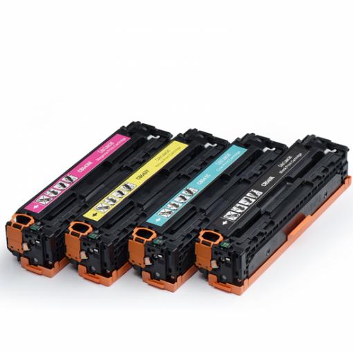 HP Marka Renkli Yazıcı, Faks, Fotokopi MFP Makineleri İçin Toner