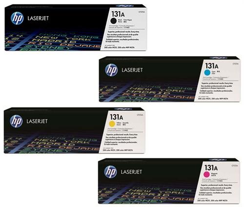 HP Marka Yazıcı, Fotokopi, Faks Makinesi Toneri