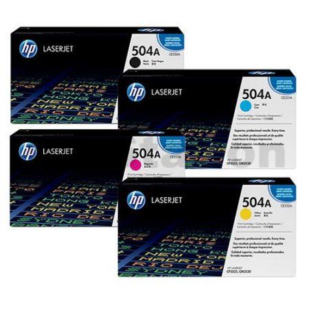 HP Marka Renkli Yzıcı Faks Fotokopi Makineleri için Özel Toner