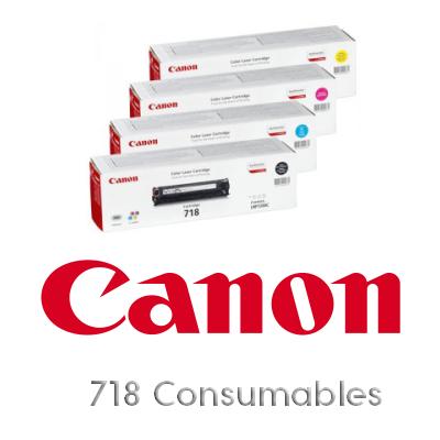 Canon Marka Renkli Yazıcı, Fotokopi, Faks Lazer Toneri