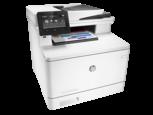 HP Renkli Yazıcı, Fotokopi Faks Makinesi