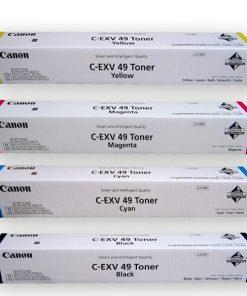 Canon imageRunner Advance 3500 Serisi Yazıcı Fotokopi Toneri