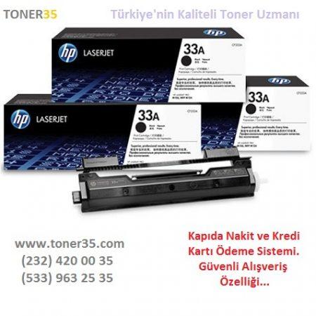 HP Marka Yazıcı, Faks, Fotokopi MFP Makineleri İçin Toner
