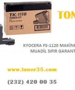 Kyocera Markasına Ait Yazıcı Fotokopi Faks Makinası Toneri