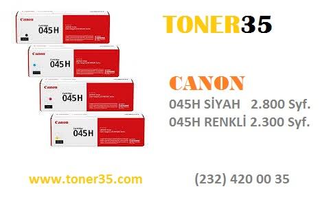 Canon 045H Yazıcı, Fax, Fotokopi Muadil Toner