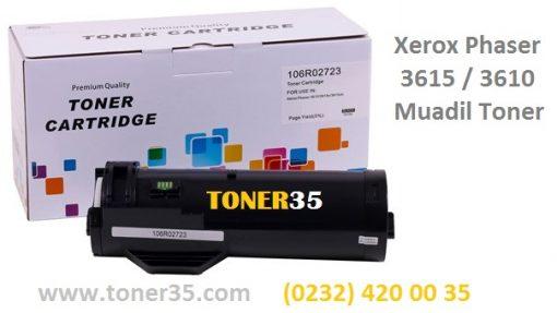 Xerox Marka Yazıcı Fotokopi Toneri