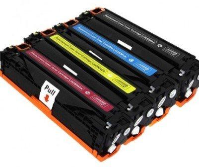 HP Markasına Ait Renkli Yazıcı, Fotokopi Makineleri İçin Toner